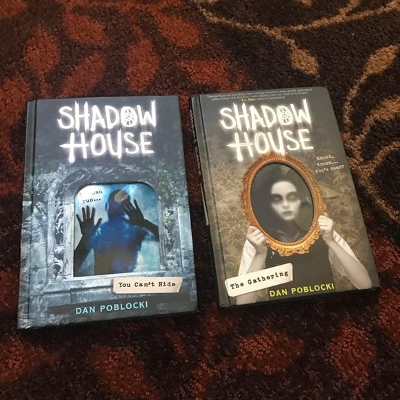 Accessories Shadow House Book Set Poshmark